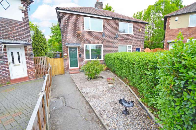 2 Bedrooms Semi Detached House for sale in Forbes Road, Offerton