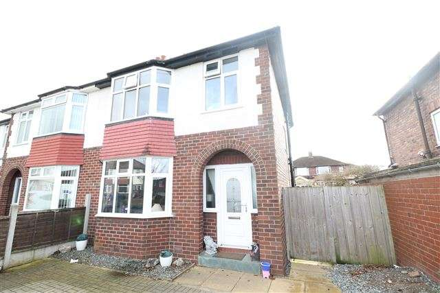 3 Bedrooms Semi Detached House for sale in Lansdowne Crescent, Carlisle, Cumbria, CA3 9EW