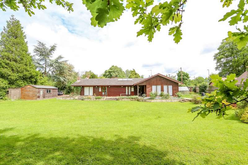 4 Bedrooms Bungalow for sale in Brightwell Cum Sotwell, Wallingford