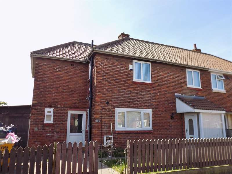 4 Bedrooms End Of Terrace House for sale in Roworth Road, Thorntree, Middlesbrough, TS3 9PJ
