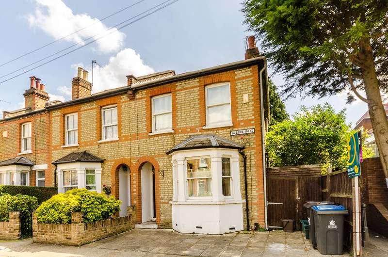 2 Bedrooms End Of Terrace House for sale in Avenue Road, Kingston, KT1