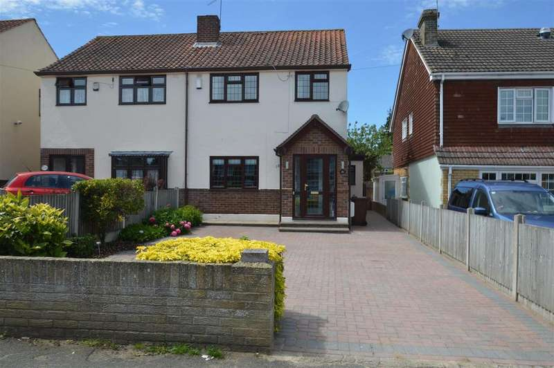 3 Bedrooms House for sale in Hempstead Road, Hempstead, Gillingham