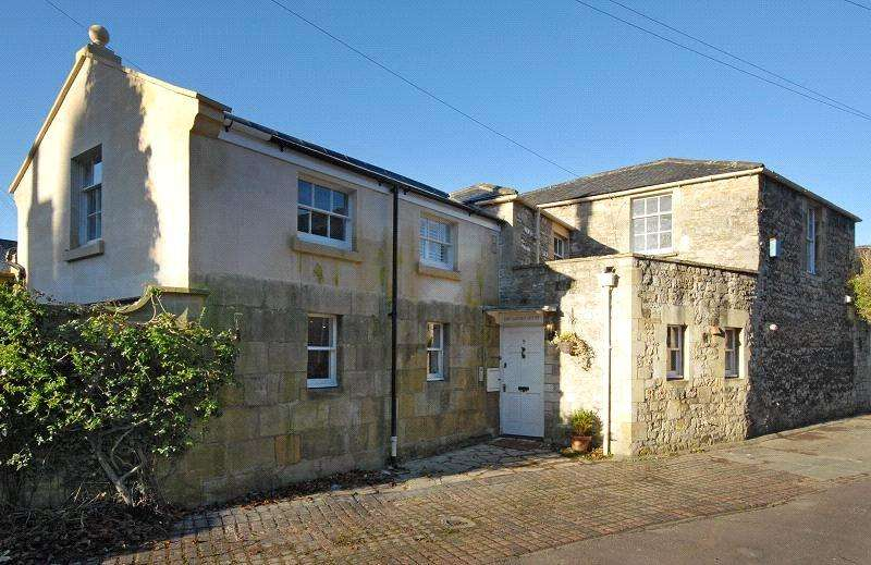 4 Bedrooms Detached House for sale in Upper Lansdown Mews, Bath, BA1