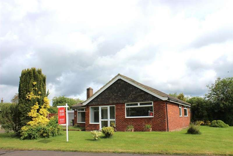 3 Bedrooms Detached Bungalow for sale in St. Michaels Drive, Appleby Magna, DE12