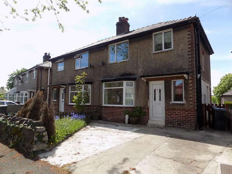 3 Bedrooms Semi Detached House for sale in Milnbank Avenue, Buxton