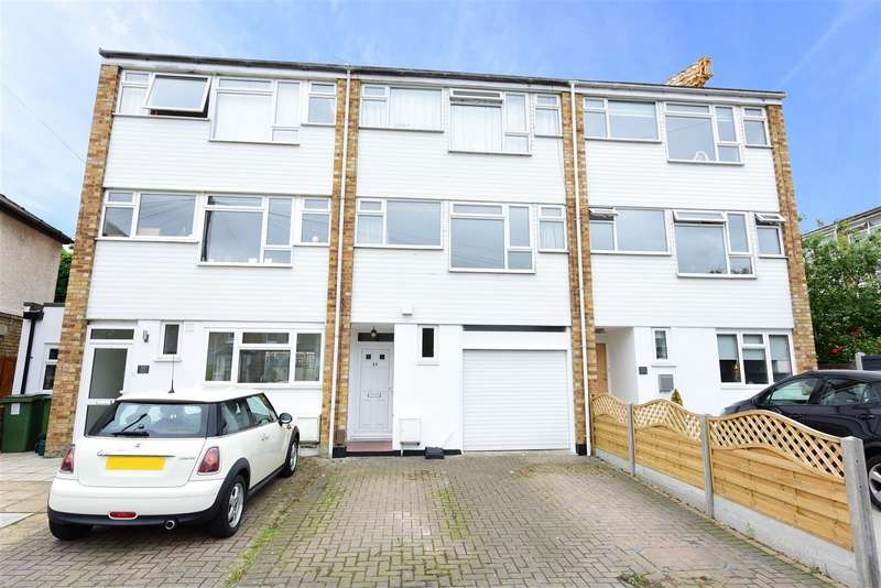 4 Bedrooms Property for sale in Thames Street, Walton-On-Thames