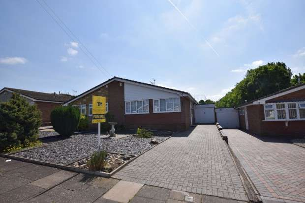 2 Bedrooms Bungalow for sale in St. Helens Way, Allesley, Coventry, CV5