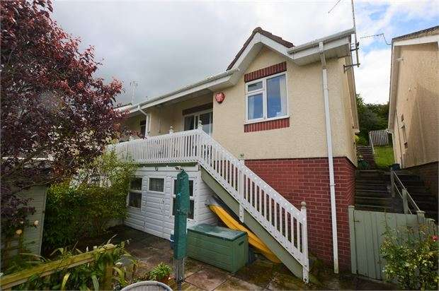 2 Bedrooms Bungalow for sale in Emblett Drive, Bradley Barton , Newton Abbot, Devon. TQ12 1YJ