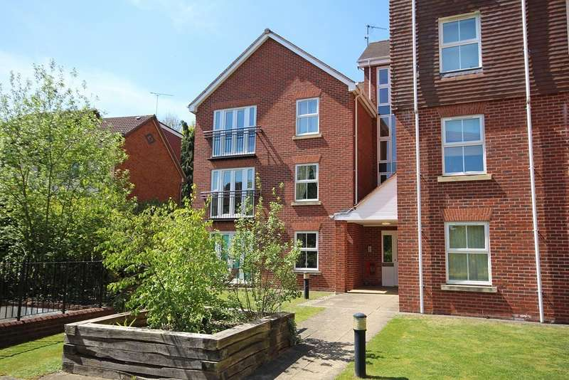 2 Bedrooms Apartment Flat for sale in Birch Meadow Close, Warwick