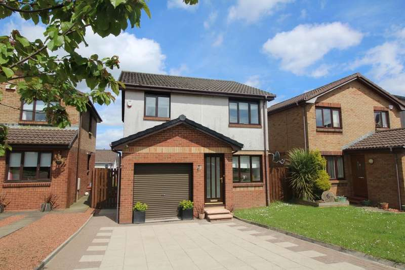 4 Bedrooms Detached House for sale in Keswick Drive, Hamilton, ML3