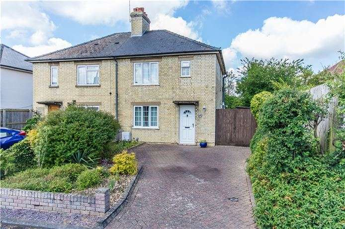 3 Bedrooms Semi Detached House for sale in Church Lane, Girton, Cambridge