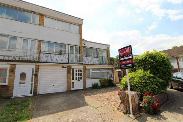4 Bedrooms End Of Terrace House for sale in Atherton Close, Stanwell, Staines-upon-Thames, Surrey