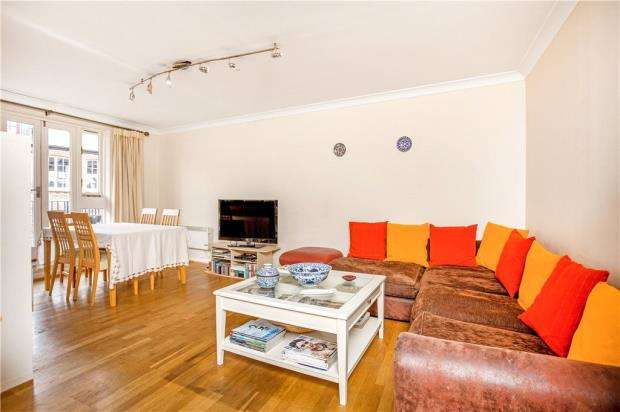 2 Bedrooms Flat for sale in Thames Heights, 52-54 Gainsford Street, London