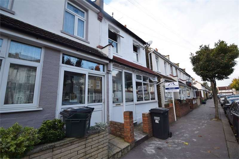 3 Bedrooms Terraced House for sale in Penshurst Road, Thornton Heath, Surrey