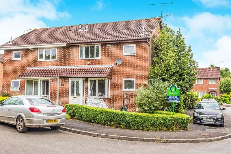 1 Bedroom Property for sale in Starina Gardens, Waterlooville, PO7