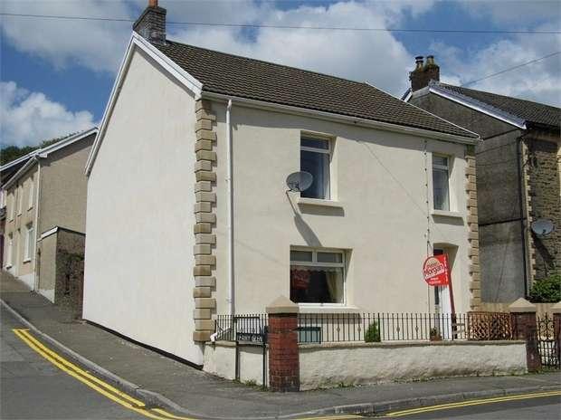 3 Bedrooms Detached House for sale in Wyndham Street, Ogmore Vale, Bridgend, Mid Glamorgan