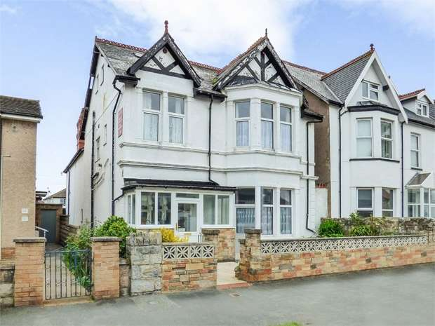 12 Bedrooms Detached House for sale in Great Ormes Road, Llandudno, Conwy