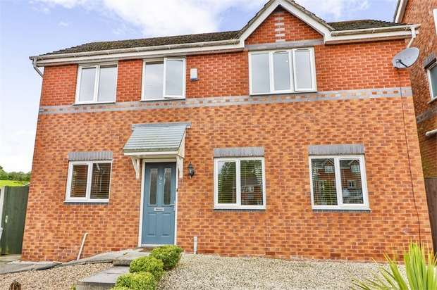 2 Bedrooms Detached House for sale in Brownrigg Close, Middleton, Manchester, Lancashire