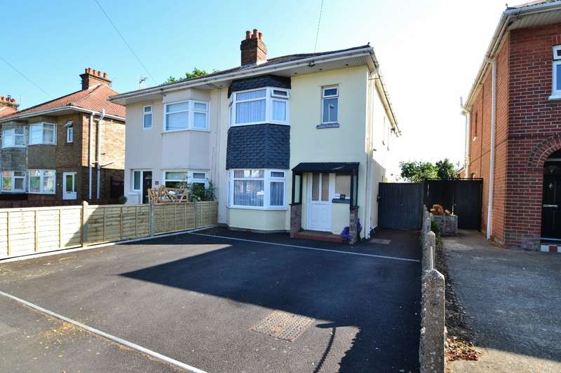 4 Bedrooms Semi Detached House for sale in Southampton