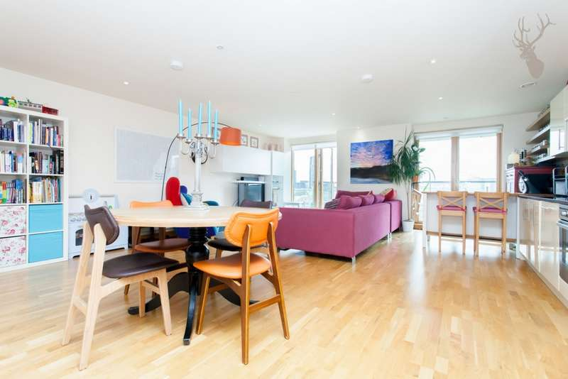 2 Bedrooms Flat for sale in Ink Court, Wick Lane, Bow, E3