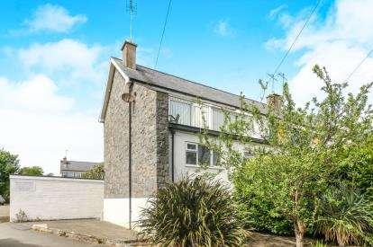 3 Bedrooms End Of Terrace House for sale in Cae Du Estate, Abersoch, Gwynedd, LL53