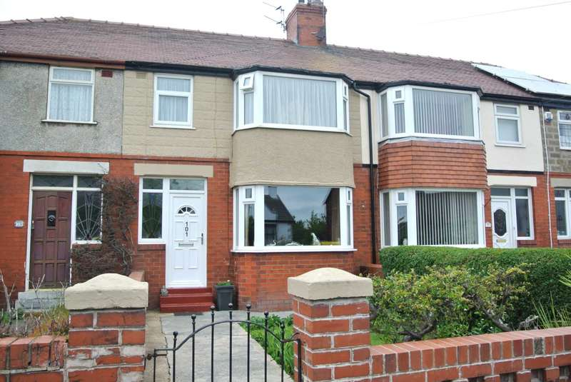3 Bedrooms House for sale in Common Edge Road, Blackpool, FY4 5AY