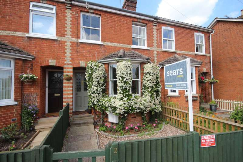 3 Bedrooms Terraced House for sale in Forest Road, Binfield Village