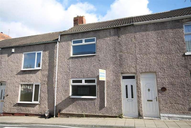 2 Bedrooms Terraced House for sale in Craddock Street, Spennymoor