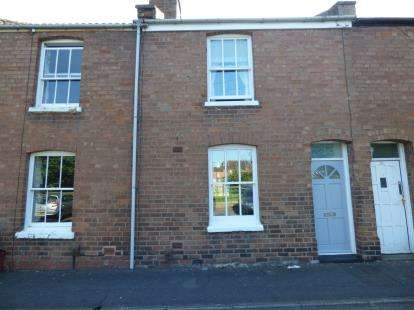2 Bedrooms Terraced House for sale in Rushmore Street, Leamington Spa, Warwickshire, England