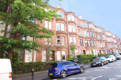 1 Bedroom Flat for sale in Lyndhurst Gardens, North Kelvinside, Glasgow