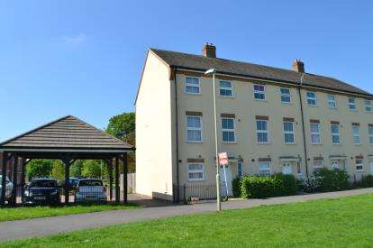 5 Bedrooms End Of Terrace House for sale in Buckenham Walk Kingsway, Quedgeley, Gloucester, Gloucestershire