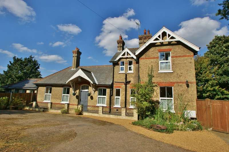 4 Bedrooms Detached House for sale in Station Road, Coltishall