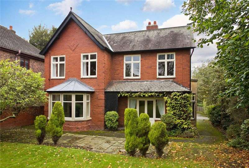 4 Bedrooms Detached House for sale in New Road, Middlestown, Wakefield, West Yorkshire
