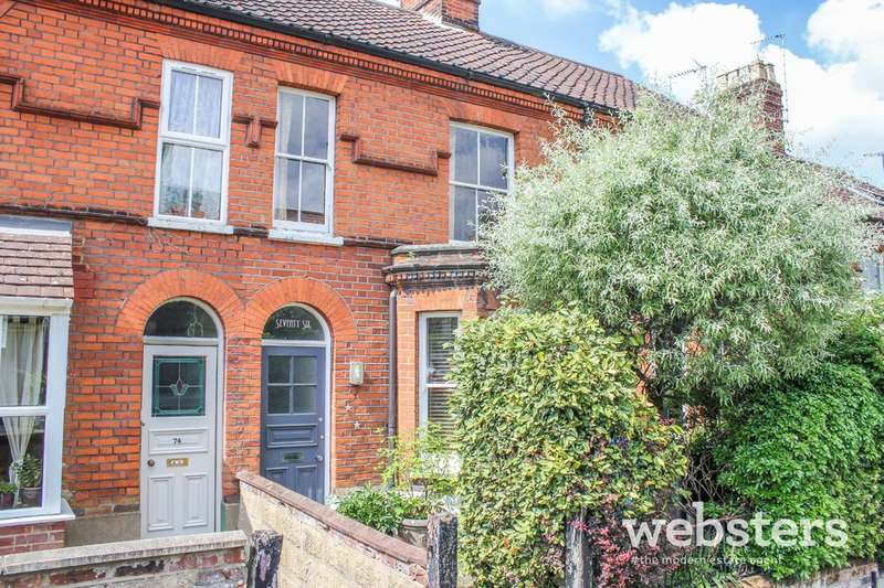 3 Bedrooms Terraced House for sale in College Road, Norwich NR2