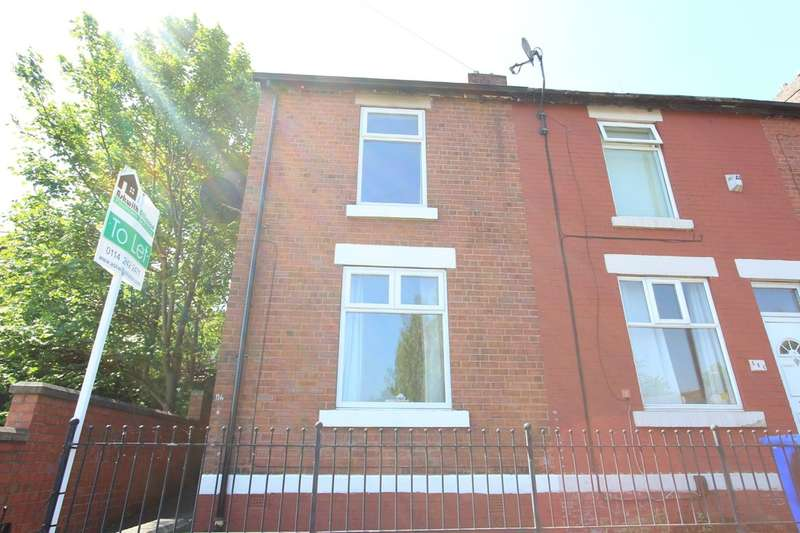 4 Bedrooms Terraced House for sale in Main Road, Darnall