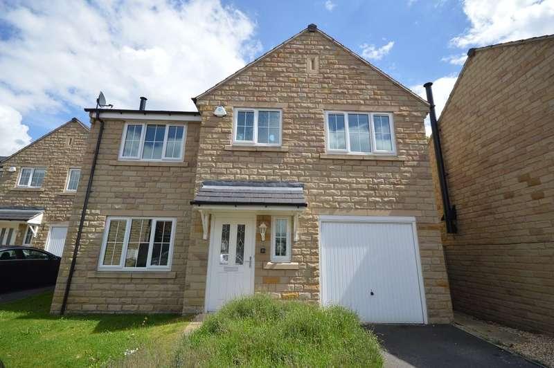 4 Bedrooms Detached House for sale in Haslegrave Park , Crigglestone