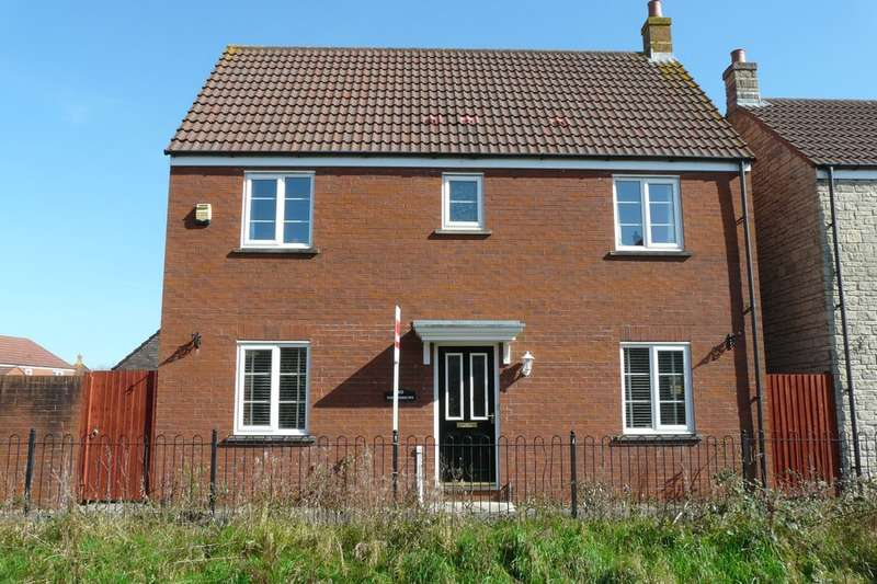 3 Bedrooms Detached House for sale in The Burrows, St Georges, Weston-super-Mare