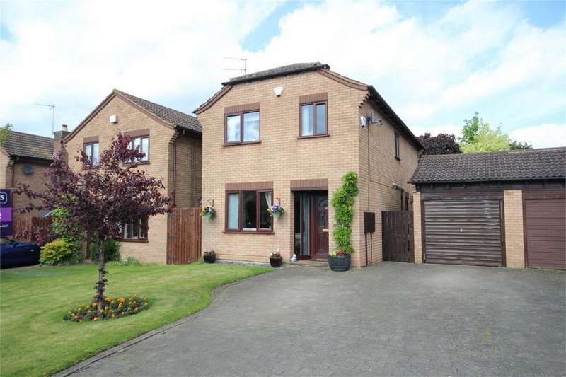 4 Bedrooms Detached House for sale in Gorse Farm Road, Thornhill, Nuneaton, Warwickshire