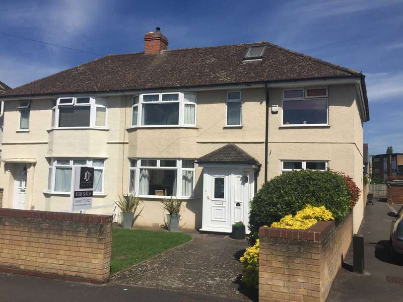 5 Bedrooms Semi Detached House for sale in Beechey Avenue, Marston