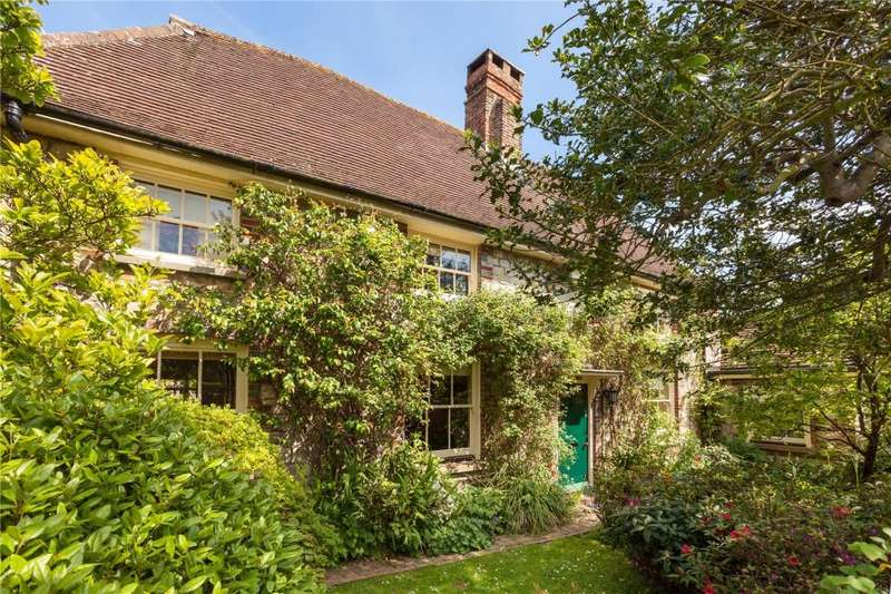 4 Bedrooms Detached House for sale in High Street, Amberley, Arundel, West Sussex, BN18