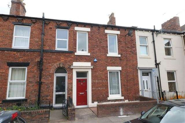 3 Bedrooms Terraced House for sale in Myddleton Street, Carlisle, Cumbria, CA1 2AA