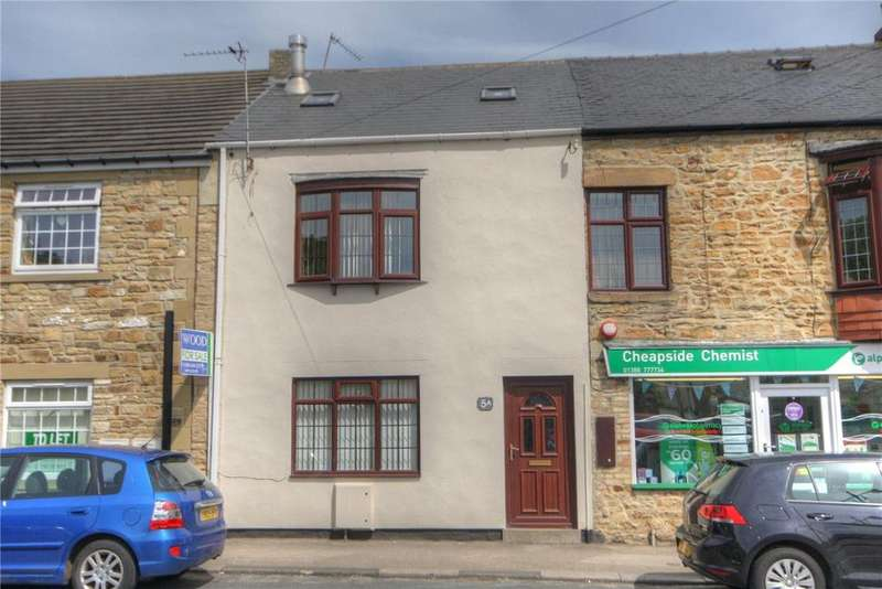 2 Bedrooms Terraced House for sale in Cheapside, Shildon, Co Durham, DL4