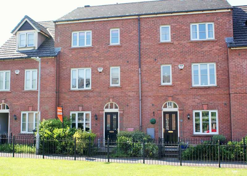 4 Bedrooms Town House for sale in Hallbridge Gardens, Astley Bridge
