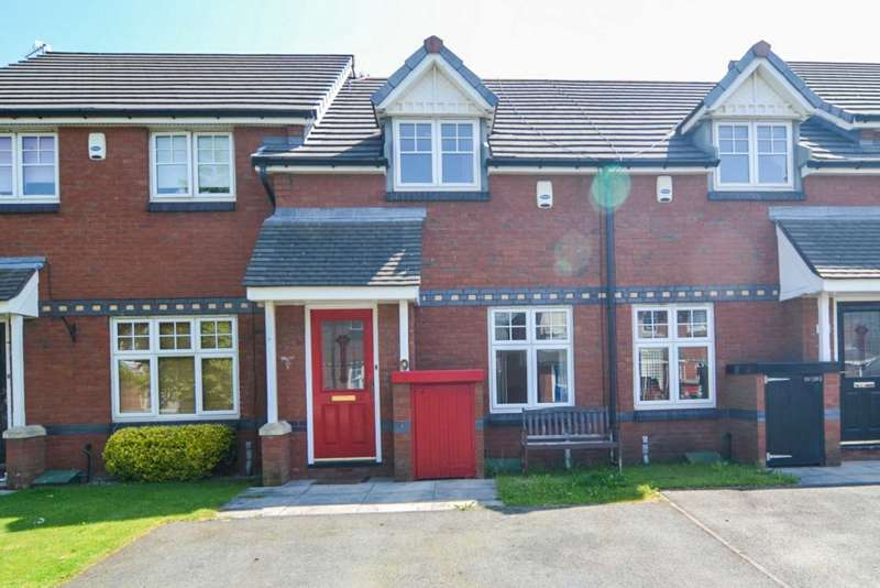 2 Bedrooms Town House for sale in Fleetwood Drive, Newton Le Willows