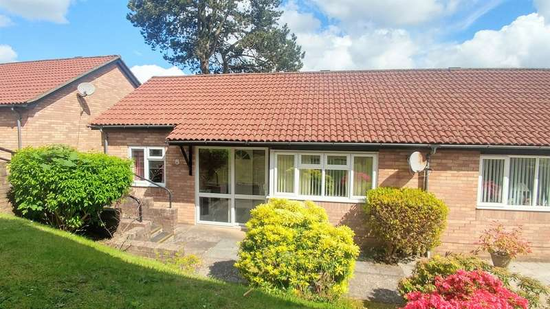 2 Bedrooms Semi Detached Bungalow for sale in Bronrhiw Fach, Caerphilly
