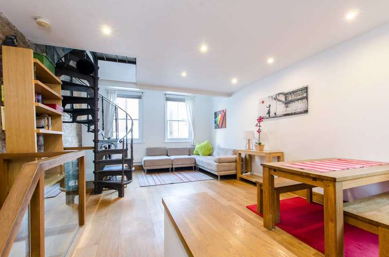 2 Bedrooms House for sale in Globe Road, Bethnal Green, E2
