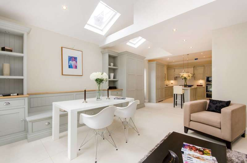 5 Bedrooms House for sale in Durham Road, Raynes Park, SW20