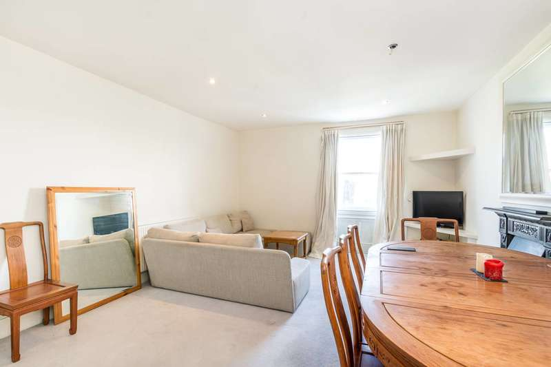 3 Bedrooms Flat for sale in Cromwell Road, Earls Court, SW5