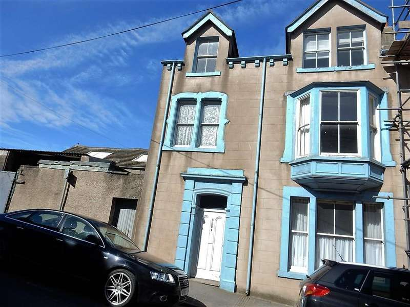 6 Bedrooms End Of Terrace House for sale in High Street, Maryport