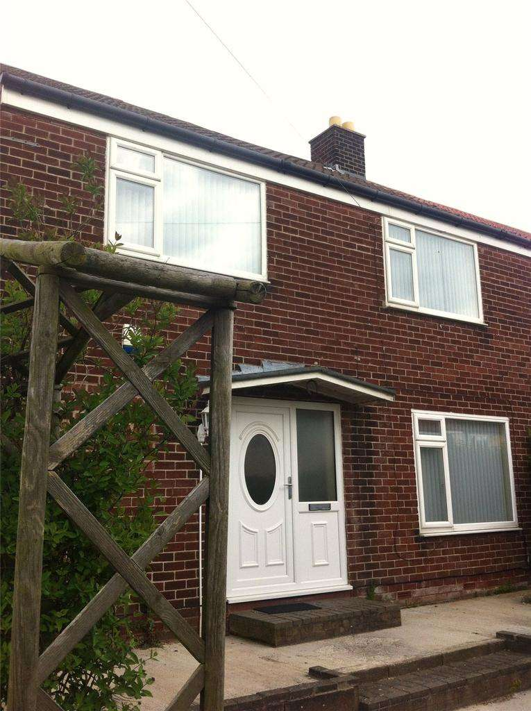 4 Bedrooms Semi Detached House for sale in William Wall Road, Liverpool, Merseyside, L21